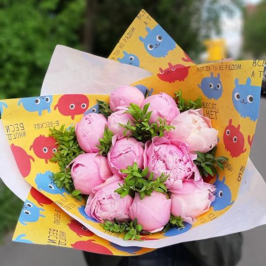Все бесят, а ты нет: букеты цветов на заказ Flowwow