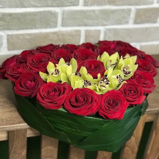 Цветы любимой женщине