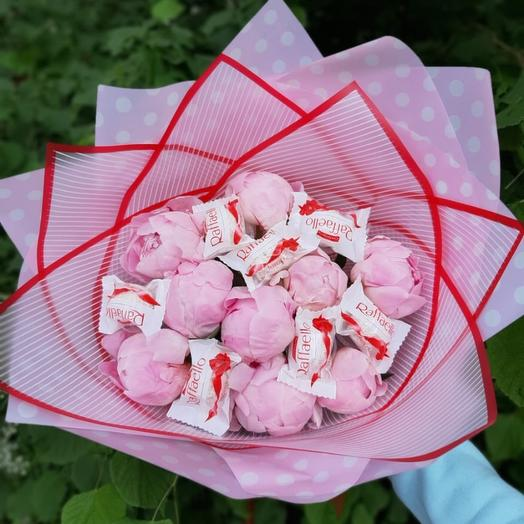 Раффаэлка: букеты цветов на заказ Flowwow