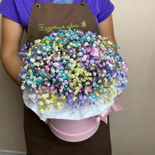 A bouquet of baby's breath