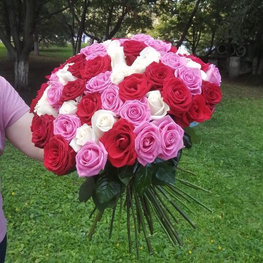 65 роз