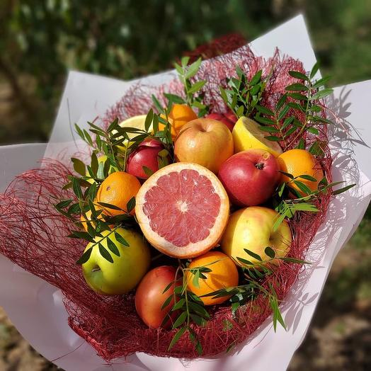 A Bouquet Of Vitamin