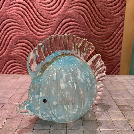 Изделие из стекла «Рыбка»