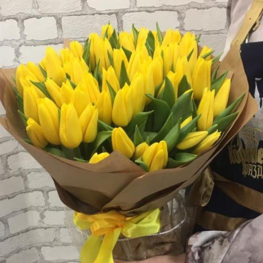49 тюльпанов