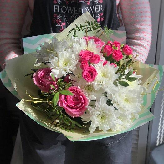 Для того самого случая: букеты цветов на заказ Flowwow