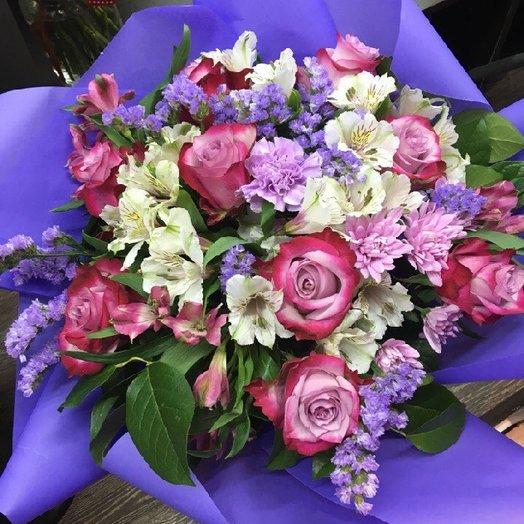 Влечение: букеты цветов на заказ Flowwow
