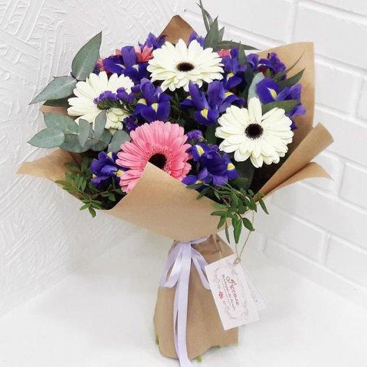 """Букет """"Изысканный"""": букеты цветов на заказ Flowwow"""