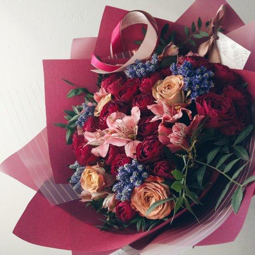 My sweet berry: букеты цветов на заказ Flowwow