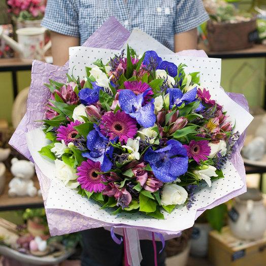 Букет цветов Прованс