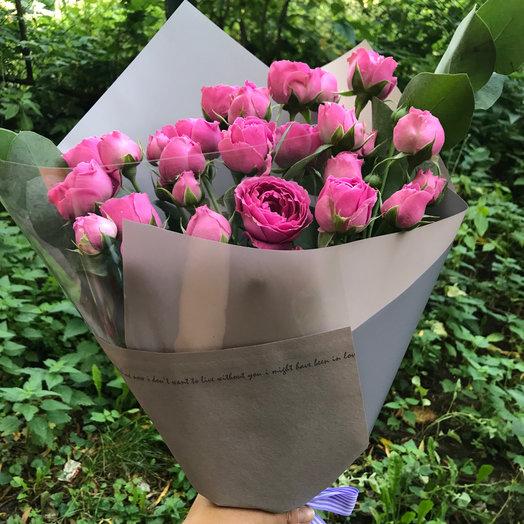 Букет Мисс: букеты цветов на заказ Flowwow