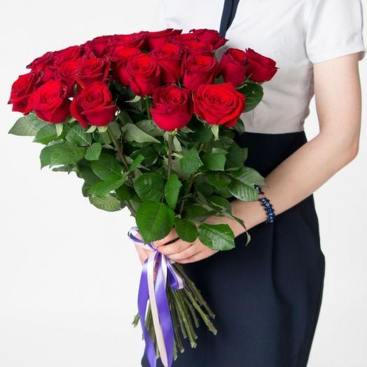 Ред Наоми 29 шт: букеты цветов на заказ Flowwow