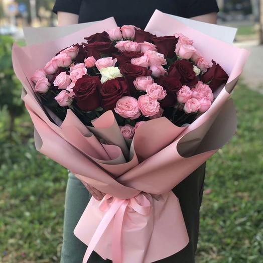 Premium: букеты цветов на заказ Flowwow
