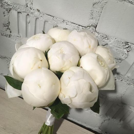 Virgin: букеты цветов на заказ Flowwow