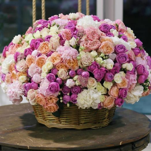 "Цветочная композиция ""Зодиак"": букеты цветов на заказ Flowwow"