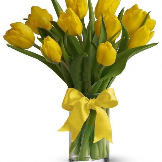 Тюльпан 11