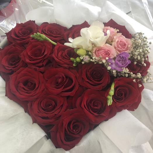 Только для тебя: букеты цветов на заказ Flowwow