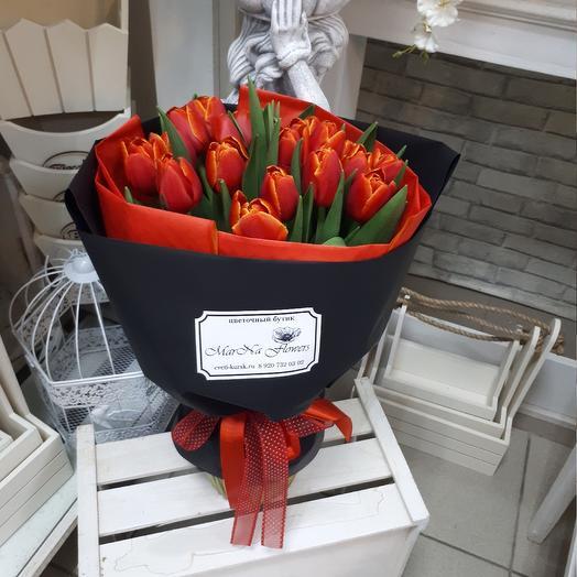 Букет Благородный вкус: букеты цветов на заказ Flowwow