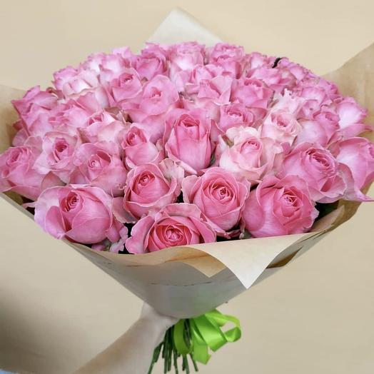 Попробуй любовь: букеты цветов на заказ Flowwow