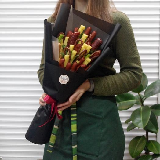 Букет «Для него»: букеты цветов на заказ Flowwow