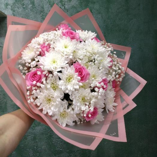 Милой: букеты цветов на заказ Flowwow