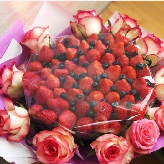 """Букет """"Sweet Flowers """": букеты цветов на заказ Flowwow"""