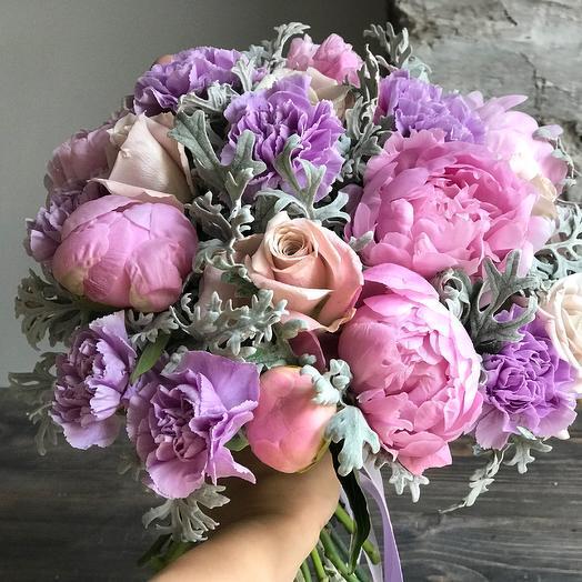 Букет «Сорренто»: букеты цветов на заказ Flowwow