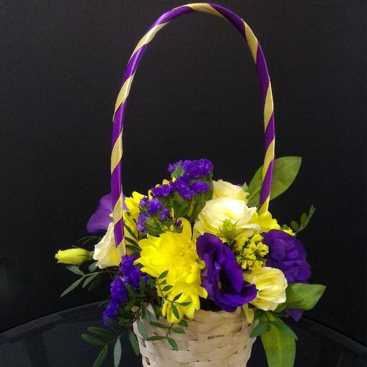 Сочный дуэт: букеты цветов на заказ Flowwow