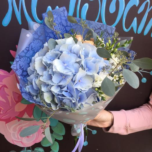 Букет Бриз: букеты цветов на заказ Flowwow