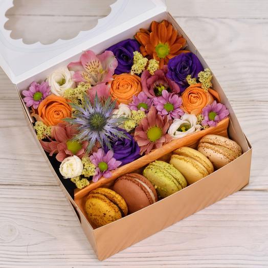 October box: букеты цветов на заказ Flowwow