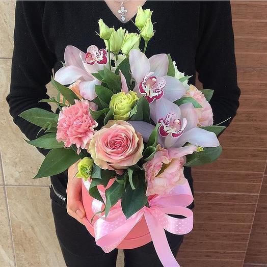 Сюзанна: букеты цветов на заказ Flowwow