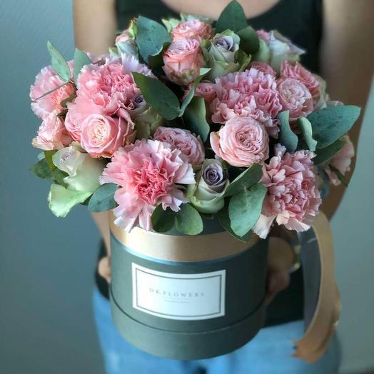 Box 22: букеты цветов на заказ Flowwow