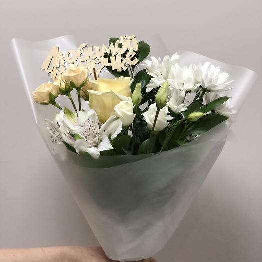 Мариетта: букеты цветов на заказ Flowwow