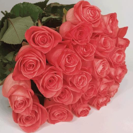 Букет из 21 Розы Вау