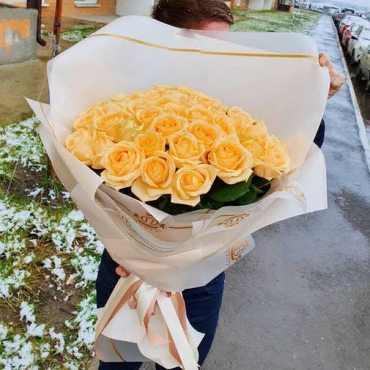 Мариэтта: букеты цветов на заказ Flowwow