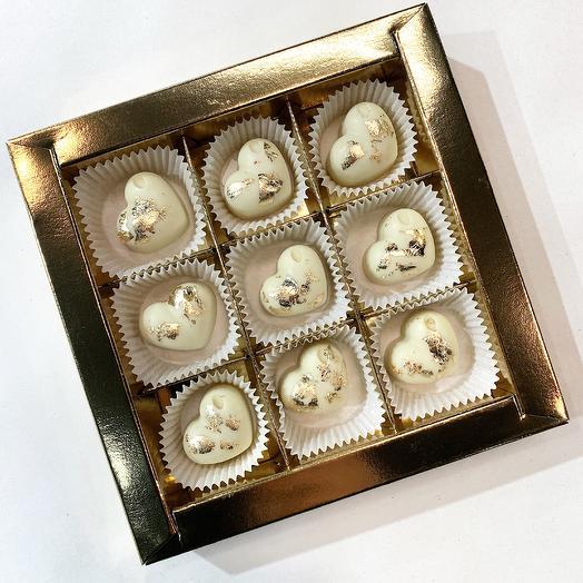 Шоколадный набор « золотая моя»: букеты цветов на заказ Flowwow