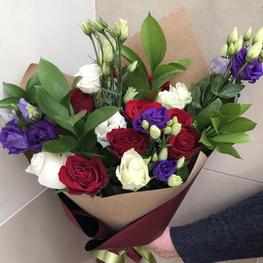 Краски: букеты цветов на заказ Flowwow
