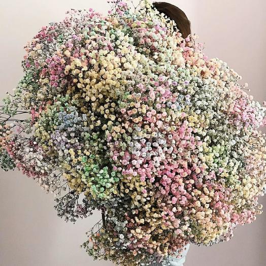 49 гипсофил: букеты цветов на заказ Flowwow