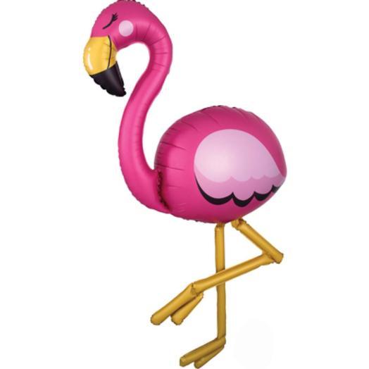 Ходячка Фламинго Розовый