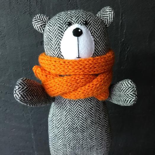 Мишка с шарфиком