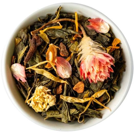 Зеленый чай с кленовым сиропом - Сладкая жизнь