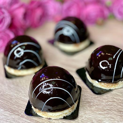 Набор пирожных «Шоколадная бомба»