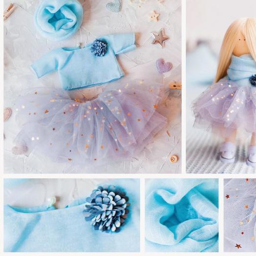 Набор для шитья Одежда для куклы