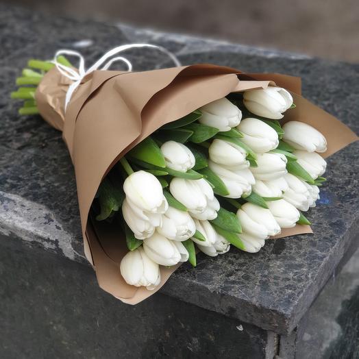 27 тюльпанов