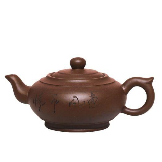 чайник, глина, 400 мл 1 шт