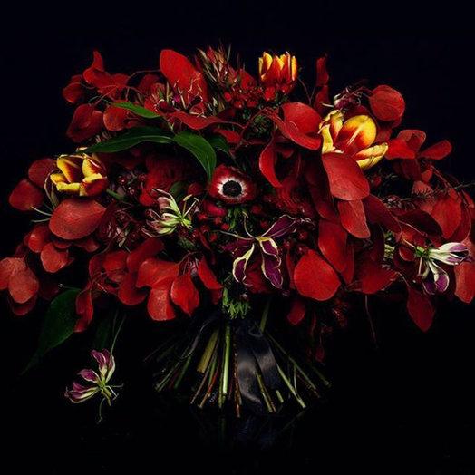 Букет номер одиннадцать: букеты цветов на заказ Flowwow