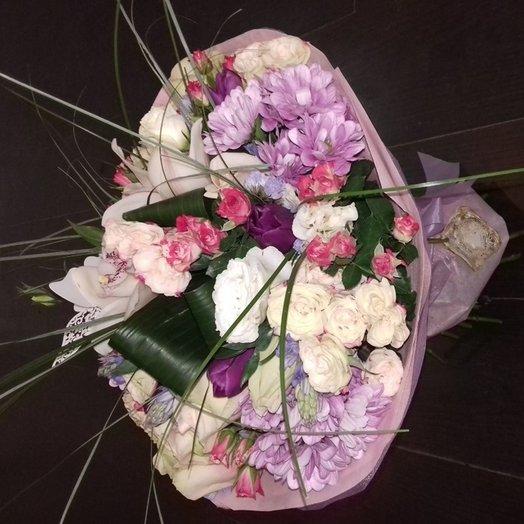 Прада: букеты цветов на заказ Flowwow