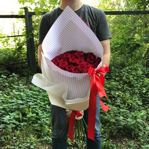 Ред наоми 33: букеты цветов на заказ Flowwow