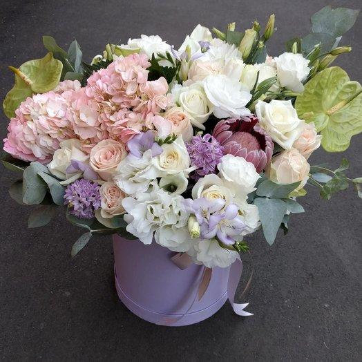 1Love: букеты цветов на заказ Flowwow