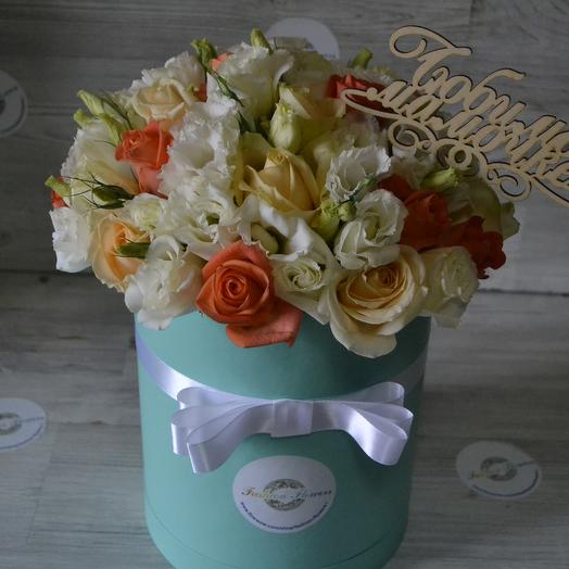 Всем Мамам(Топпер в подарок): букеты цветов на заказ Flowwow