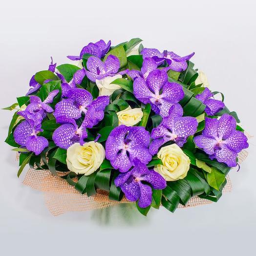 Королевская особа: букеты цветов на заказ Flowwow